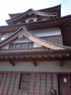 う〜お城お城!