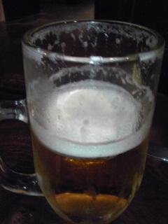 ビールうめえ!